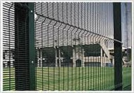 Secure Mesh Fencing